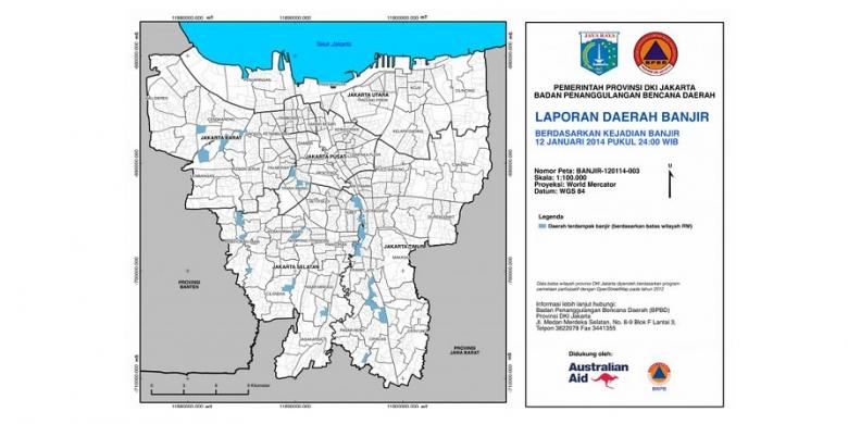 Jakarta Bebas Banjir: Akankah Terwujud? — Liputan Islam