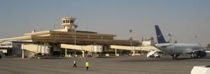 Aleppo airport