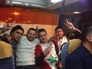 Belgia Suriah