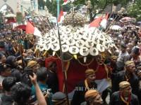 Semarak Maulid Nabi di Yogyakarta