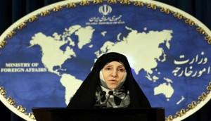 Iran not accept Geneva I communiqué: FM spokeswoman