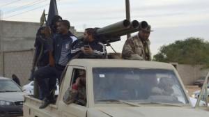 Libyan-militia