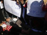 Kelaparan di Yarmouk Camp, Dosa Assad-kah?