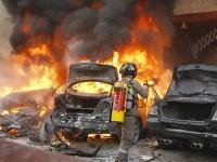 Dua Bom Mobil Guncang Beirut