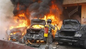 Blast hits Hezbollah heartland in Beirut, 5 dead: Video