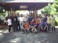 6 Tahun Wafat Soeharto, Makamnya Ramai Pengunjung