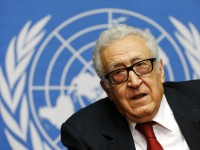Brahimi Akui Pentingnya Kehadiran Iran