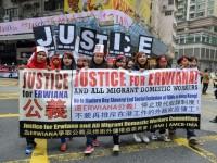 Polisi Hongkong Tangkap Majikan Erwiana