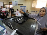 Konstitusi Baru Mesir Disetujui