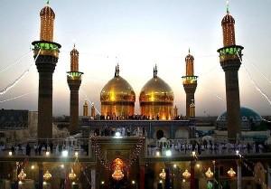 kompleks makam Imam Kazhim