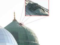 Kisah Jendela di atas Kubah Hijau Makam Nabi SAW