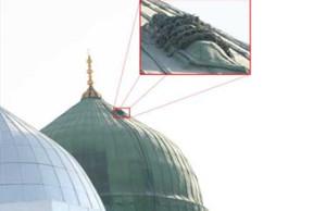 kubah_masjid_nabawi