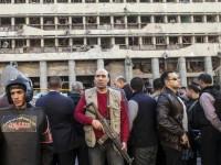 Ledakan Hebat Guncang Kairo Tewaskan 5 Orang