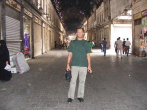 Mochammad (di Hamidiyah, Damaskus)