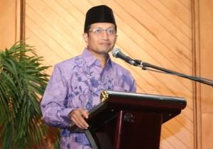 Dr. Nasarudin Umar (foto: Kemenag)