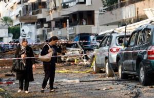pengeboman di Suriah