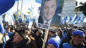 pro goberment ukraine