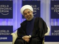 Washington Post: Rouhani Jadi Bintang di Davos