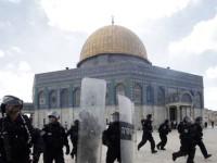 Israel: Pria Dibawah Usia 50 Tahun Dilarang Shalat Jum'at di al-Aqsa