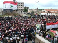 Rakyat Suriah: Lawan Terorisme