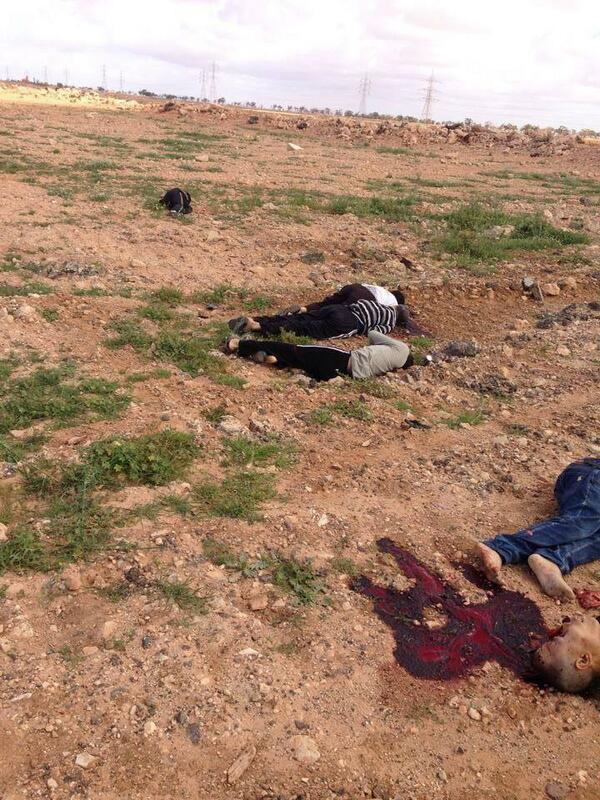 LIbya 7 tewas