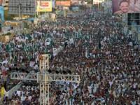 Ribuan Warga Pakistan Demo Dukung Militer Hadapi Ekstremis