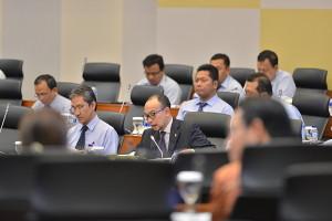 Rapat Kerja Badan Anggaran DPR RI