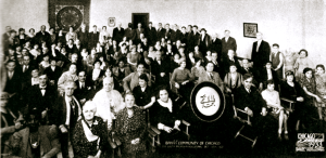 The Baha'i community of Chicago, Illinois,USA, 1933-1