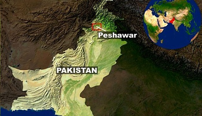 Bombing attack near Iran consulate in Peshawar: 2 killed
