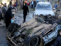 Bom Sepeda Motor Ledakkan Pasar Bagdad, 52 Tewas