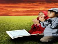 Membiasakan Anak Mengenal Tuhan