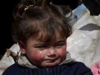 Ratapan Pengungsi Suriah