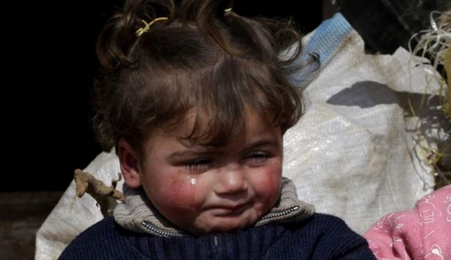 'No one cares': The tragic truth of Syria's 500,000 refuge children