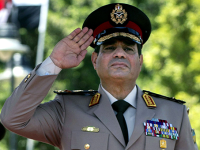 Jendral Sisi Resmi Maju Sebagai Capres Mesir