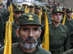 hizbollah troops