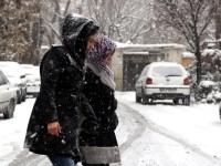 Salju Selimuti Iran, Terbesar Selama 50 Tahun