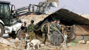 israel demolish