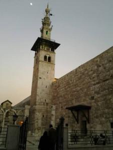 masjid umayah