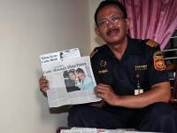 Petugas Bea Cukai Kecewa Corby Dibebaskan