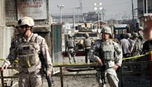 pasukan amerika