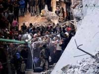 PBB: Jiwa 18000 Pengungsi Palestina di Kamp Yarmouk Terancam Bahaya