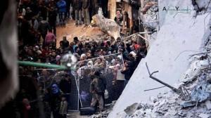 pengungsi yarmouk