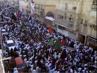 Ribuan Warga Saudi Protes Kematian Aktifis