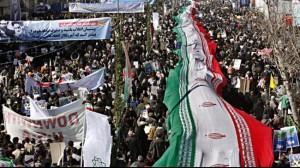 revolusi iran selebrasi