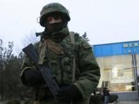 Pasukan Misterius Ambil Alih Bandara Ibukota Krimea