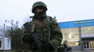 russia troop in crimea