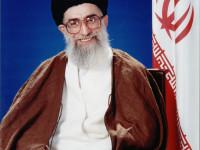 Sayid Ali Khamenei Pemimpin Spiritual Iran
