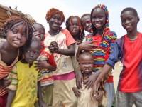 Ribuan Anak Sudan Selatan Terlantar
