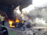25 Tewas Dalam Serangan di Idlib dan Homs, Suriah