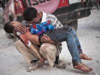 Bentrok Antar Pemberontak Suriah Tewaskan 3.300 Orang